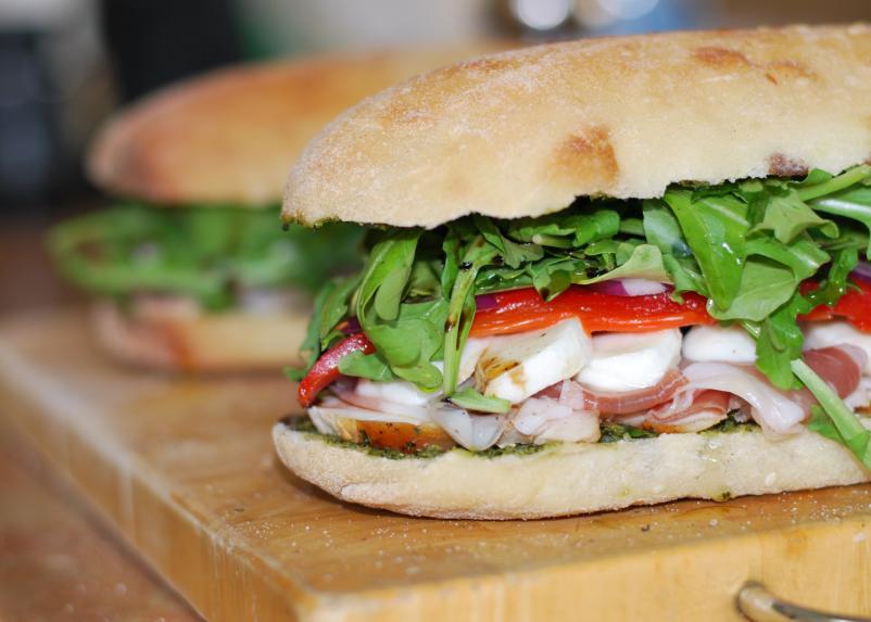 Sandwich Queen