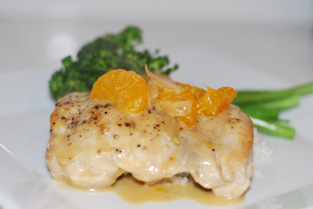 Mandarin Orange Chicken ~ Living the Savory Life